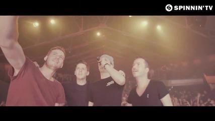 Sander van Doorn, Firebeatz, Julian Jordan - Rage [ Official Music Video ]
