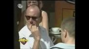 Без Думи - Пръцкащия Мъж (31.12.2007)