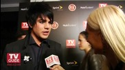 Adam Lambert on Lady Gaga, Ellen on Idol and his New album Hot List with Tv Guide Magazine