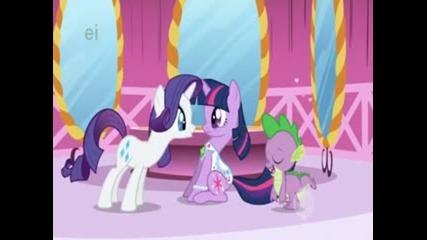 Малкото Пони : Приятелството е магия С1 епизод 1