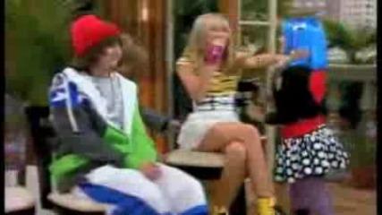 Hannah Montana Ready,  Set Dont Drive Part 1