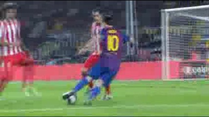 Barca all goals in 2011-2012