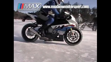 Bmw S1000rr на лед