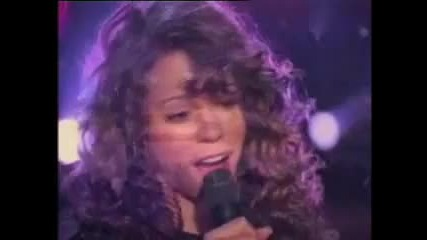 Mariah Carey - Love Takes Time [live @ Thanksgiving Special]