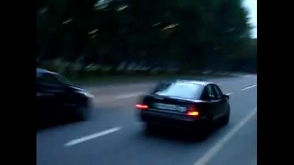 Bmw 323ti vs Clio Sport vs Vectra c20xe
