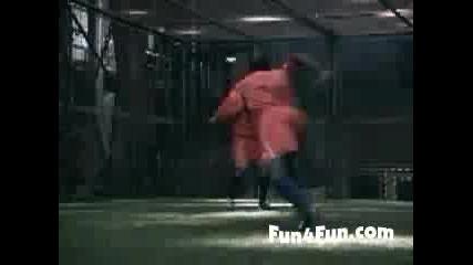 Реклама - Nike - Football On The Ship