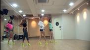 Sistar- Loving U Dance Practice