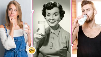 Ако някой във филма пие мляко, режисьорът ви дава жокер! Ето и значенията на напитката