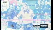 Мат Харди Удря Брат Си Джеф Харди Със Стоманен Стол! [royal Rumble 2009]