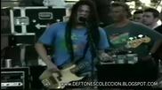 Deftones - На живо @ Vans Warped Tour, Парк Будер в Сейнт Луис, Мисури (15.07.98)