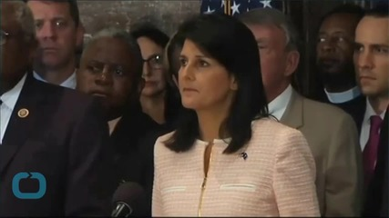 Haley Says Church Shooting Will Forever Change Her Outlook