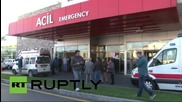 Turkey: Man outside Erdogan's home allegedly shoots himself in head