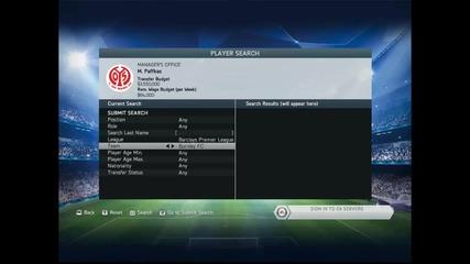 Fifa 14 Mainz 05 Manager Mode - Начало!
