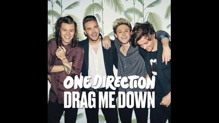 One Direction - Drag Me Down - New Single 2015