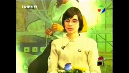 Ники Захариев в Господари на ефира