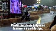 Японски Съзтезателни игри - Смях