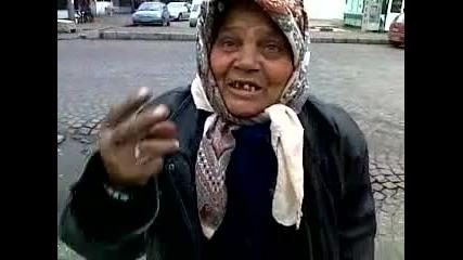 Смях!!!! Лудата бабка - интервю!