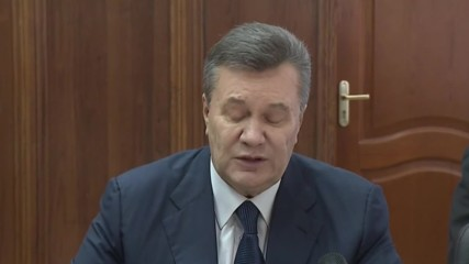 Russia: Yanukovych's Maidan questioning postponed due to defendants' absence