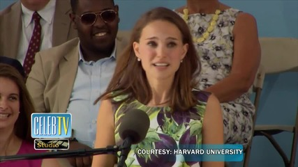 Natalie Portman Opens Up about Dark Days at Harvard