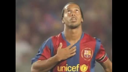 Goodbye Ronaldinho