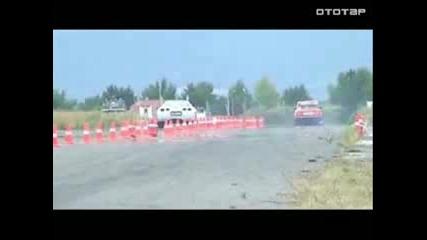 Руската Лада наказва жестоко скъпи бегачки - Audi Tt, Corvette Co5, Nissan Skyline