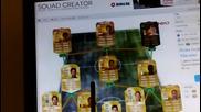 за разнообразие fifa team