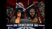 Гробаря срещу Марк Хенри.мач с Ковчег
