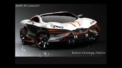 Bmw Concept X9