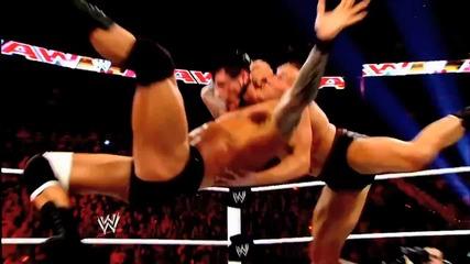 Randy Orton Promo 2012