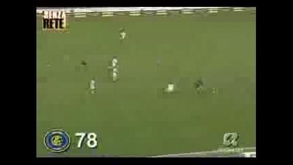 Christian Vieri Inter Goals