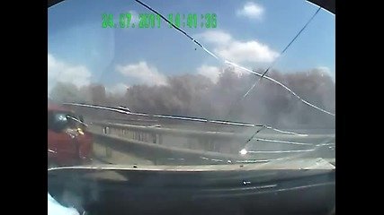 Fatal accident in Russia