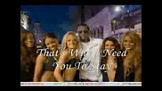 Danity Kane - Stay With Me With Lyrics