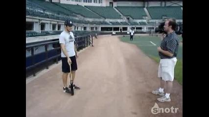 Отново.. Трикове В Бейзбола