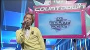 (hd) B.a.p - Stop it ~ M Countdown (08.11.2012)