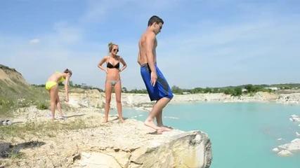 cliff jumps -- Dj Venci! Rh