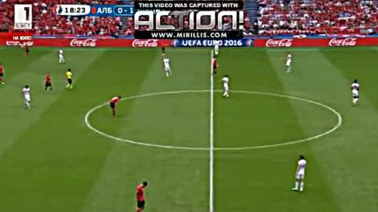 Uefa Euro 2016 - Albania - Switzerland част 2