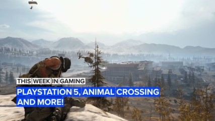 This Week in Gaming: PS5, Animal Crossing, and more!