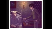 The Whomping Willows - Draco and Harry