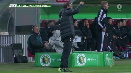 28.10 Фрайбург - Аугсбург 0:3