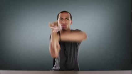 Dubstep танц с ръце