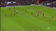 Ливърпул - Арсенал 2:2 /Първо полувреме/