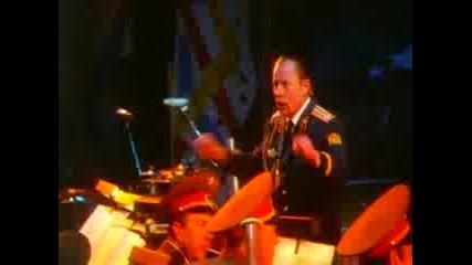 хор на червената руска армия - Калинка