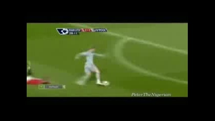 Fernando Torres 2008 2009 Skills and Goals