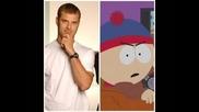 Ето кои са хората които озвучават Family Guy The Simpsons и South Park