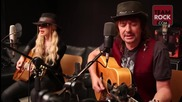 Richie Sambora and Orianthi - Livin On A Prayer / Acoustic