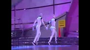 So You Think You Can Dance (season 5) - Kupono & Ashley - Jazz