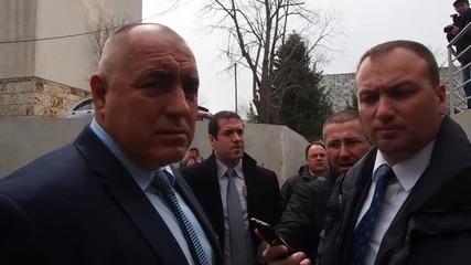 Борисов за акцията във Варна: Трябва да намерят едни неща