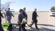 Russia: French parliamentarians arrive in Crimea for two-day visit