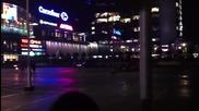 Изораха асфалта !the Mall Дрифт Лудница !