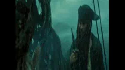 Pirates Of The Carribean:Pearl Vs.Duchman